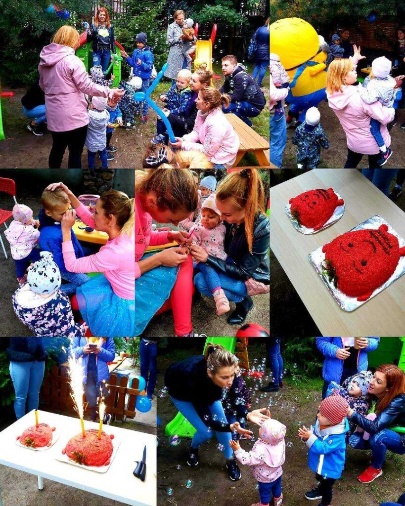 urodziny Poziomki piknik rodzinny